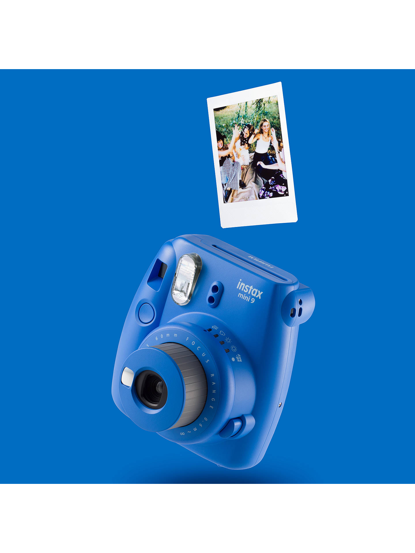 f6cbfd57284 ... Buy Fujifilm Instax Mini 9 Instant Camera with 10 Shots of Film