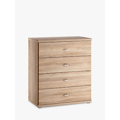 John Lewis & Partners Satis 4 Drawer Chest