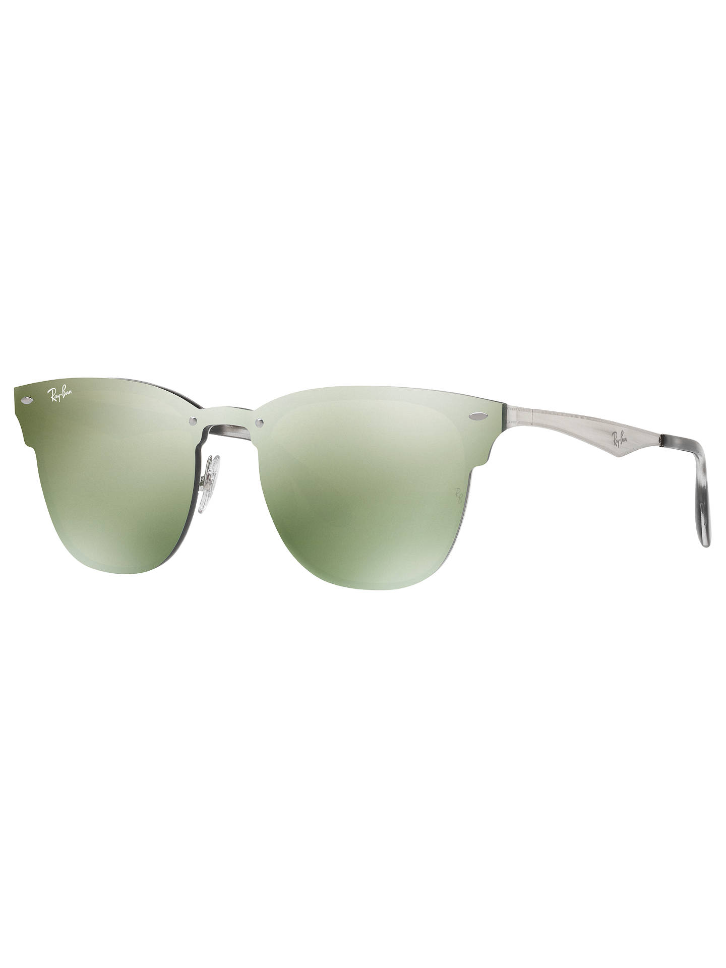 8745c1eeda Buy Ray-Ban RB3576N Blaze Clubmaster Square Sunglasses