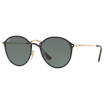Ray-Ban RB3574N Men's Round Sunglasses