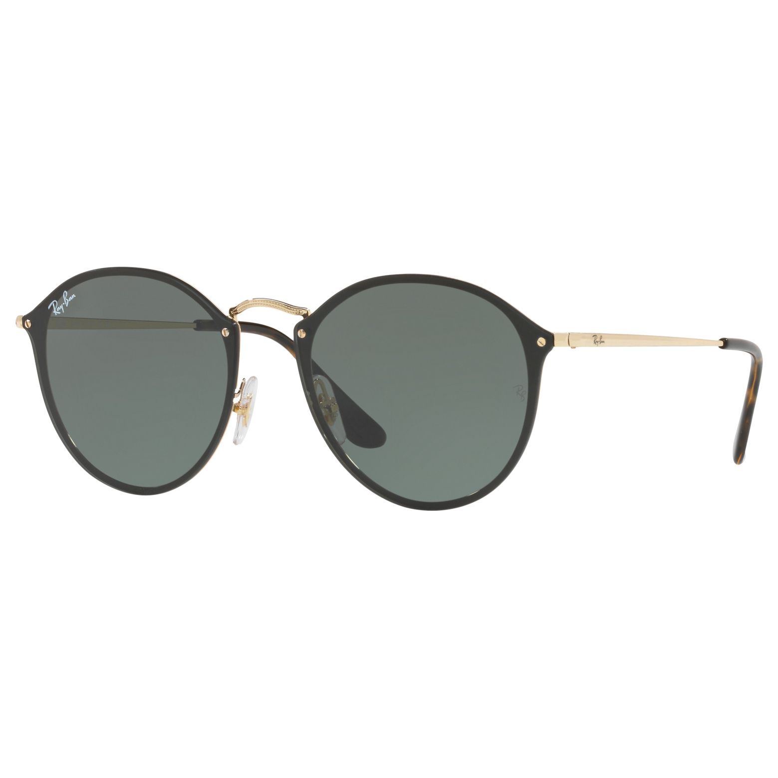 Ray-ban Ray-Ban RB3574N Men's Round Sunglasses