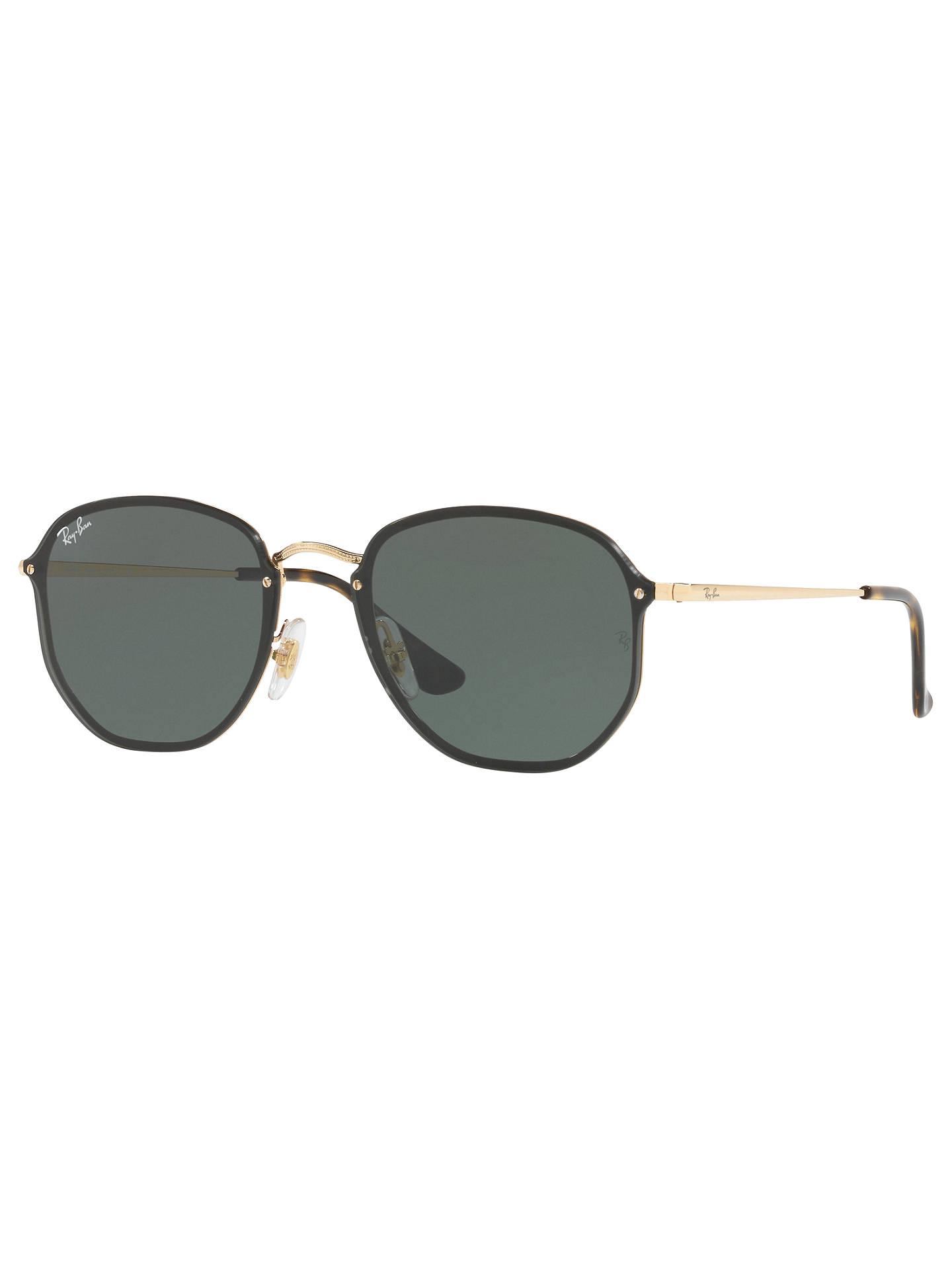 85a69ff2be BuyRay-Ban RB3579N Blaze Hexagonal Sunglasses