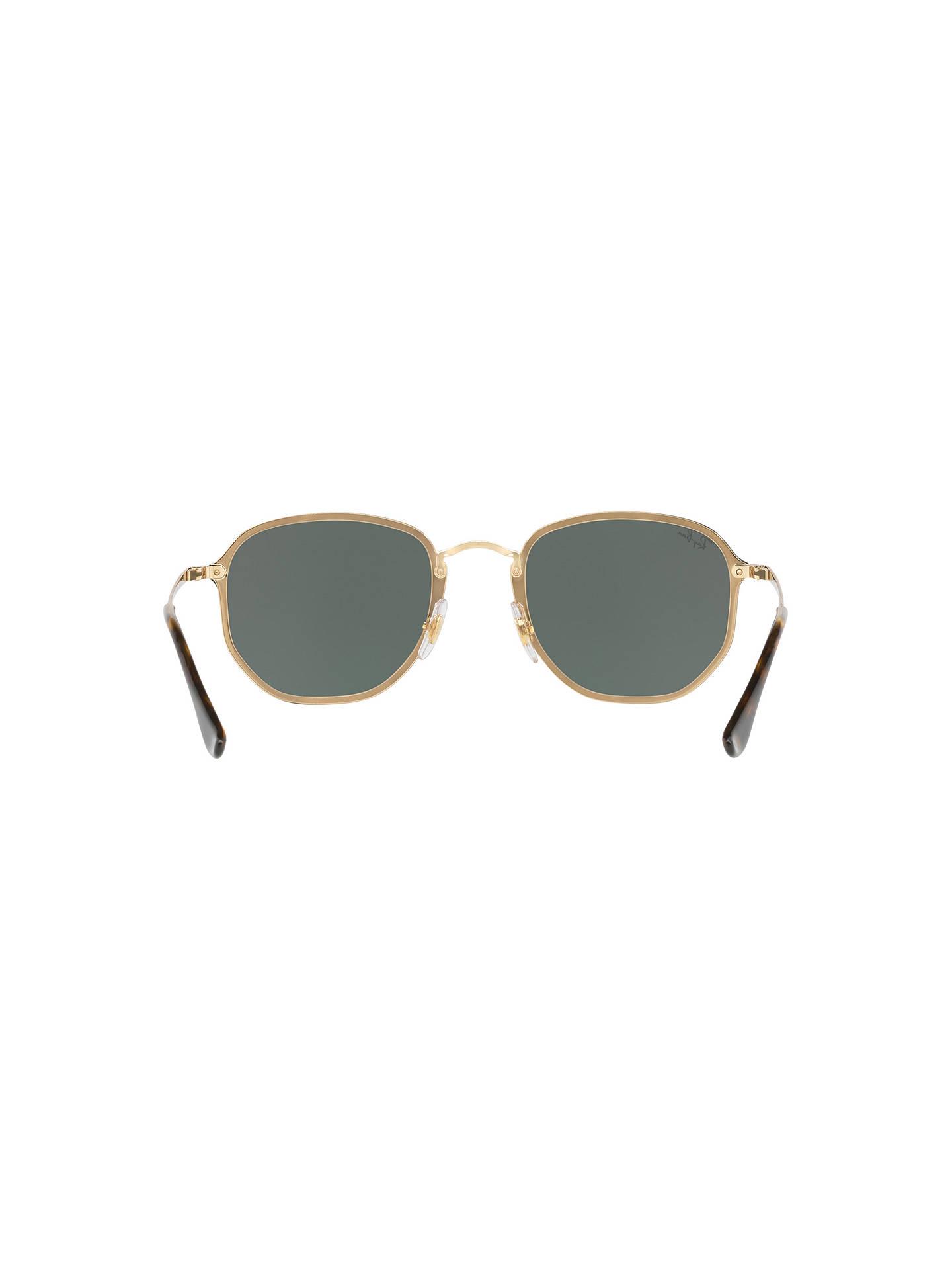 c888988d38f Buy Ray-Ban RB3579N Blaze Hexagonal Sunglasses