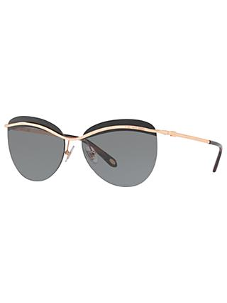 Tiffany & Co TF3057 Cat's Eye Sunglasses