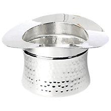 Buy Culinary Concepts Top Hat Nibbles Bowl, Silver Online at johnlewis.com