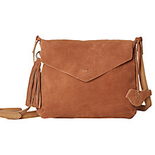 Buy White Stuff Mandy Suede Crossbody Bag Online at johnlewis.com