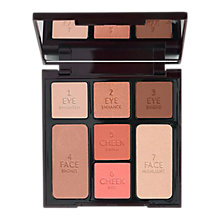 Buy Charlotte Tilbury Instant Look In A Palette, Beauty Glow Online at johnlewis.com