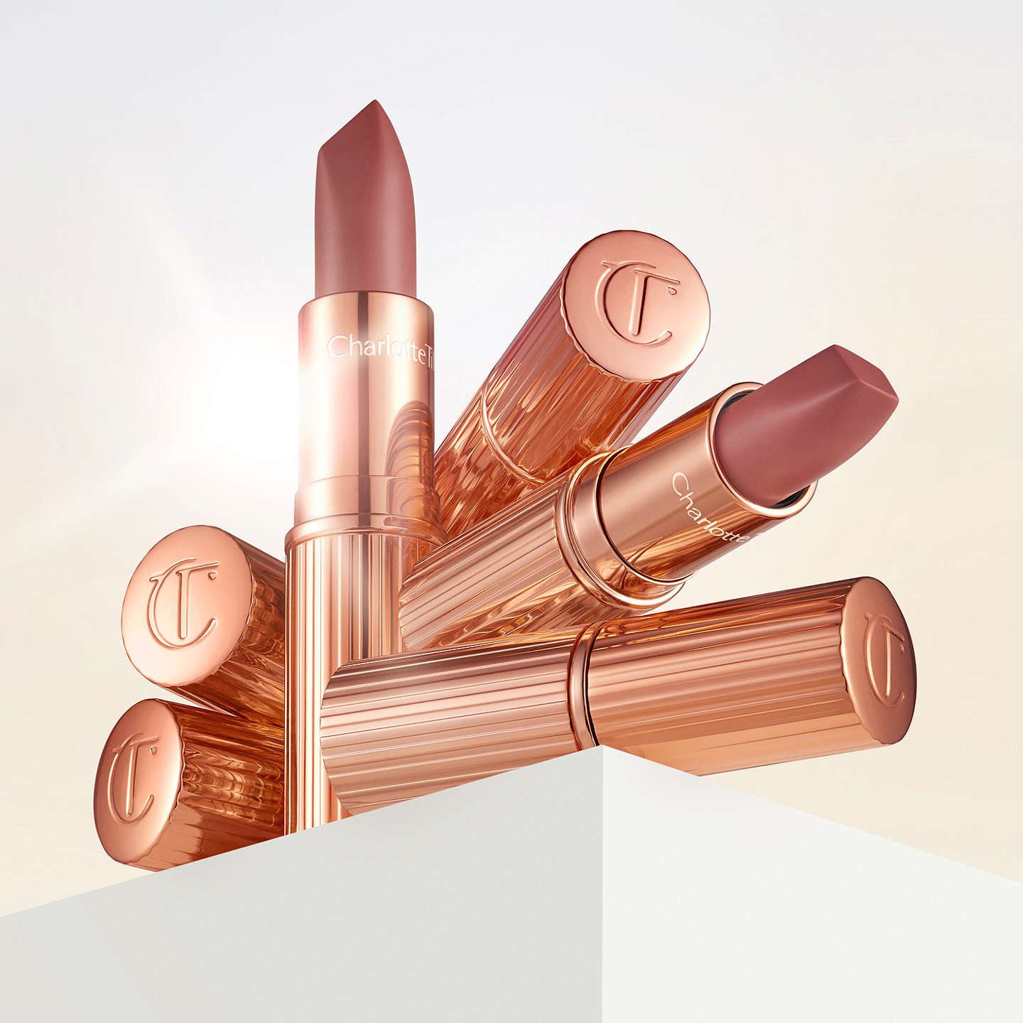 BuyCharlotte Tilbury Matte Revolution Lipstick, Pillow Talk Online at johnlewis.com