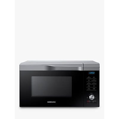 Samsung Easy View™ MC28M6075CS/EU Combination Microwave Oven, Silver