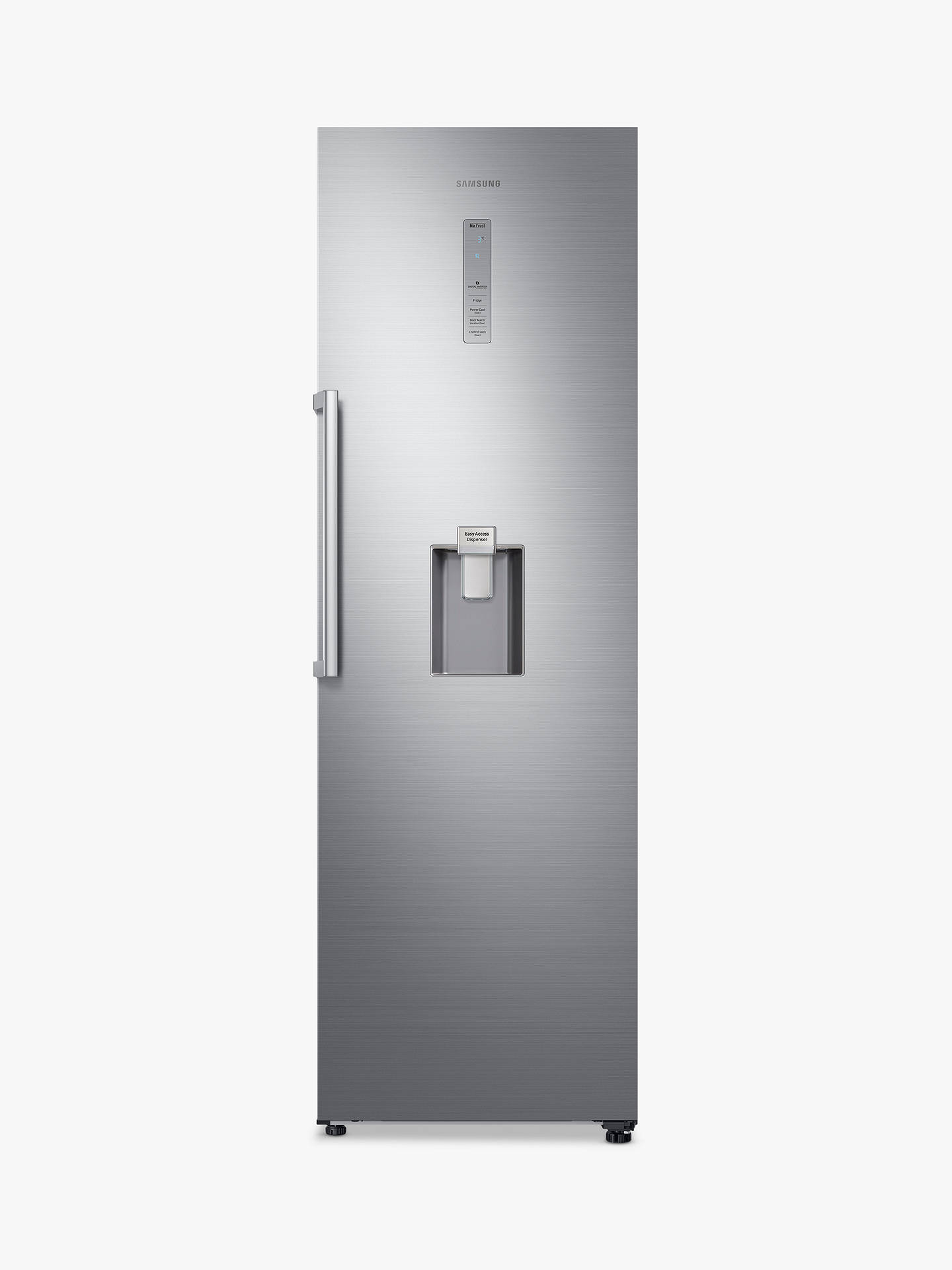 BuySamsung RR39M73407F/EU Freestanding Fridge, A+ Energy Rating, 60cm Wide, Silver Online at johnlewis.com