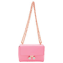 Buy Ted Baker Adoni Leather Across Body Bag Online at johnlewis.com
