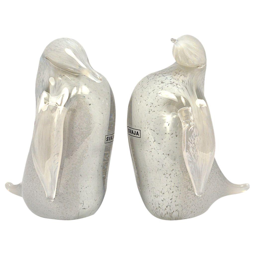 Svaja Svaja Edwinas & Ela Baby Emperor Penguins Pair, Grey