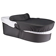 Buy iCandy Orange Carrycot Fabric, Black Online at johnlewis.com