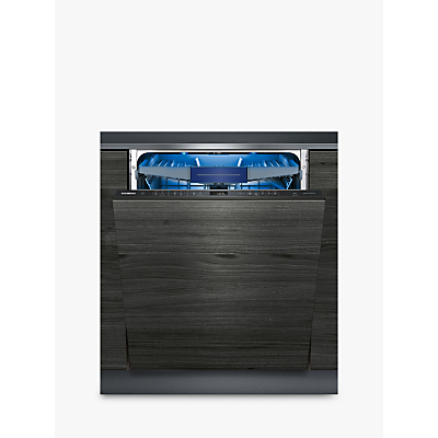 Image of Siemens SN658D02MG Integrated Dishwasher