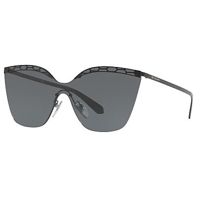 BVLGARI BV6093 Embellished Cat's Eye Sunglasses