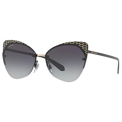 BVLGARI BV6096 Cat's Eye Sunglasses