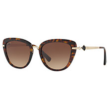 Buy Bvlgari BV8193B Cat's Eye Sunglasses Online at johnlewis.com