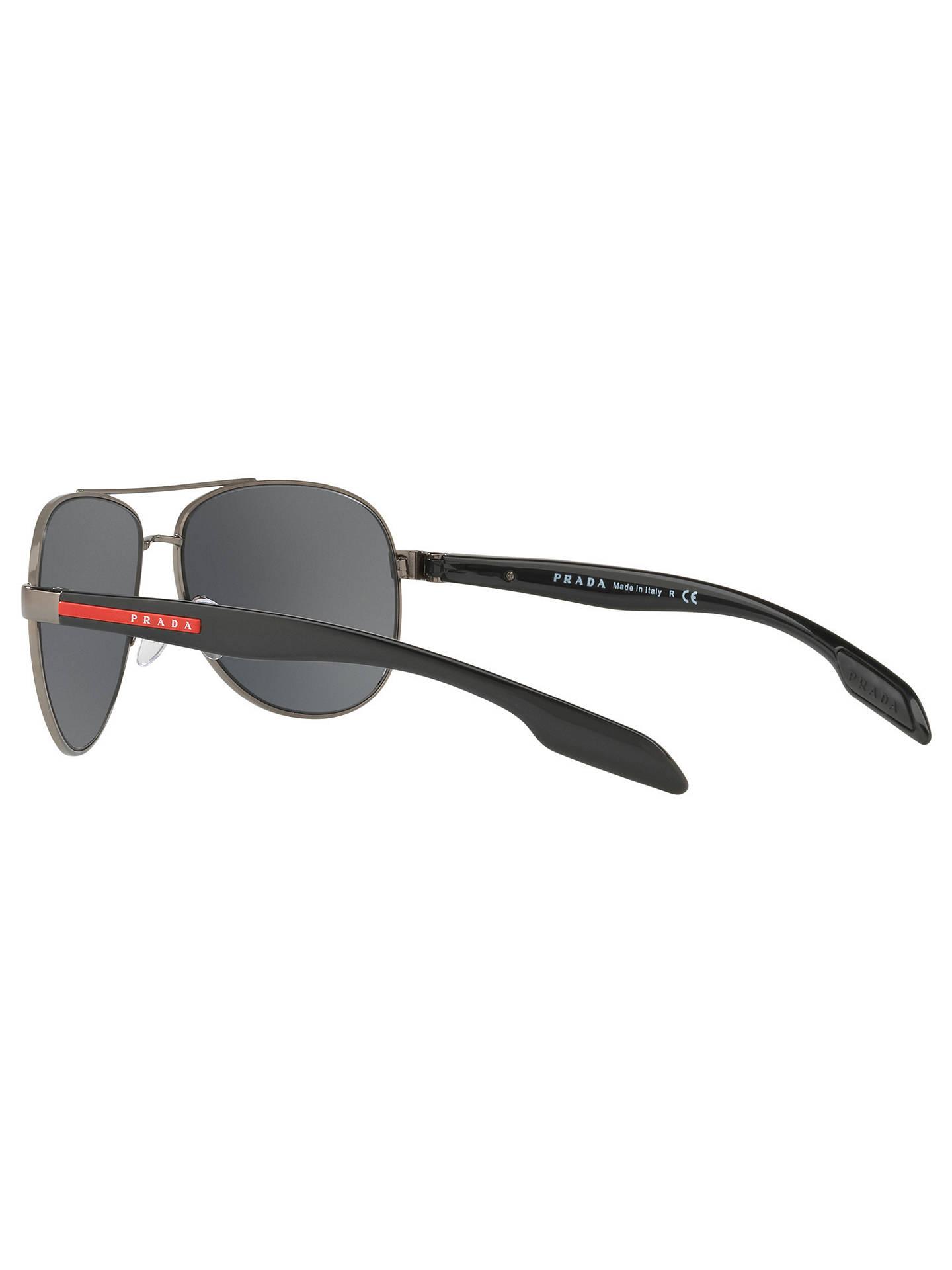 4cd46148243 ... Buy Prada Linea Rossa PS 53PS Aviator Sunglasses
