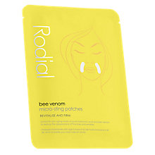 Buy Rodial Bee Venom Micro-Sting Anti-Ageing Patches, 1 x sachet Online at johnlewis.com