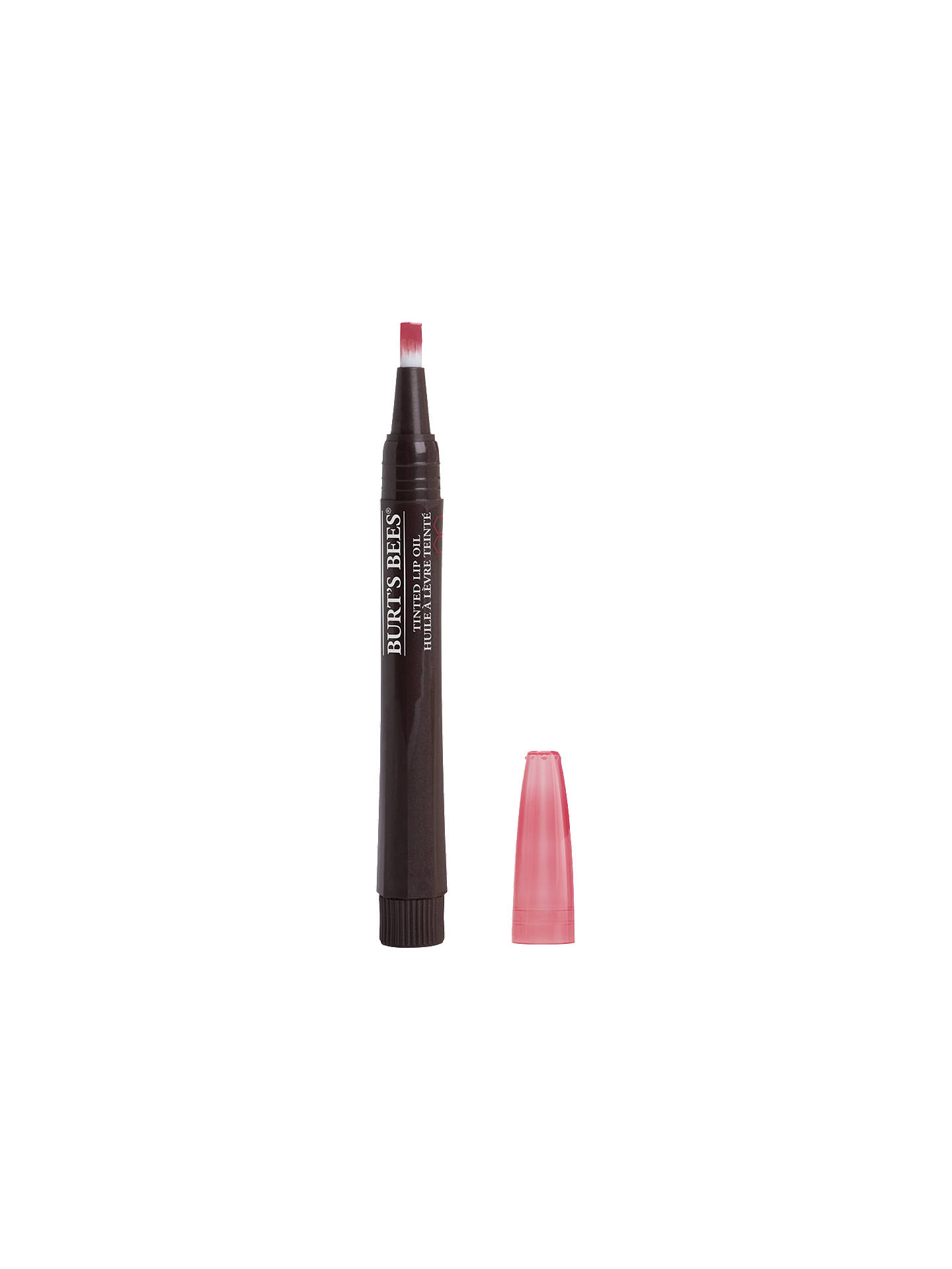 BuyBurt's Bees Tinted Lip Oil, Crimson Breeze Online at johnlewis.com