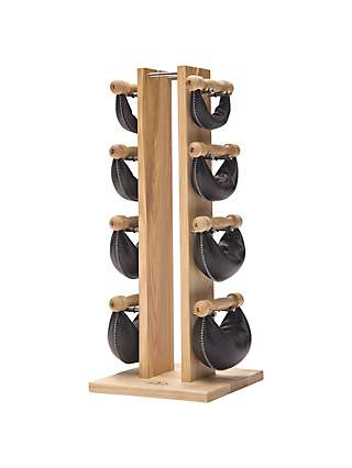 NOHrD Swing Bell Weights Tower Set, Ash