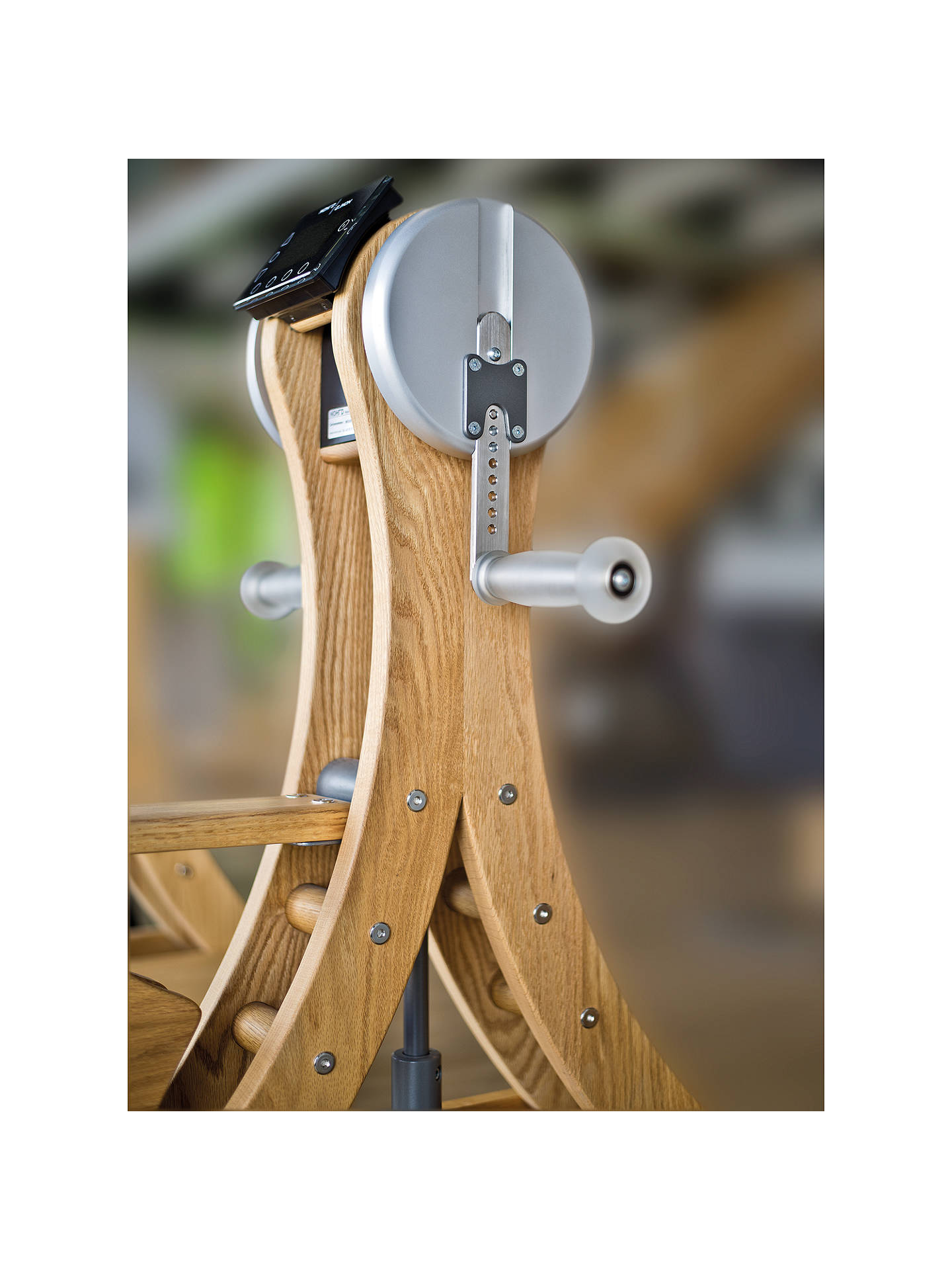 Buy NOHrD Water Grinder Resistance Arm Bike, Oak Online at johnlewis.com