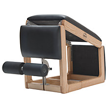 Buy NOHrD by WaterRower Bench, Ash Online at johnlewis.com