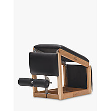 Buy NOHrD by WaterRower Bench, Cherry Online at johnlewis.com