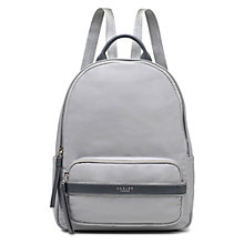 Buy Radley Harley Medium Zip Backpack Online at johnlewis.com