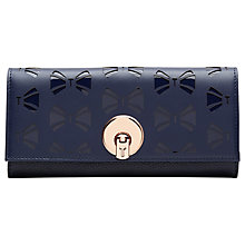Buy Ted Baker Mamie Leather Matinee Purse Online at johnlewis.com