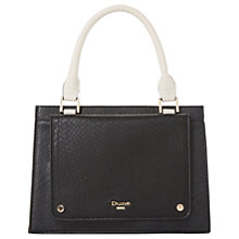 Buy Dune Dinidophie Mini Grab Bag, Black Online at johnlewis.com