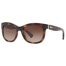 Buy Ralph RA5234 Square Sunglasses Online at johnlewis.com