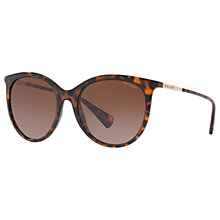 Buy Ralph RA5232 Polarised Cat's Eye Sunglasses Online at johnlewis.com