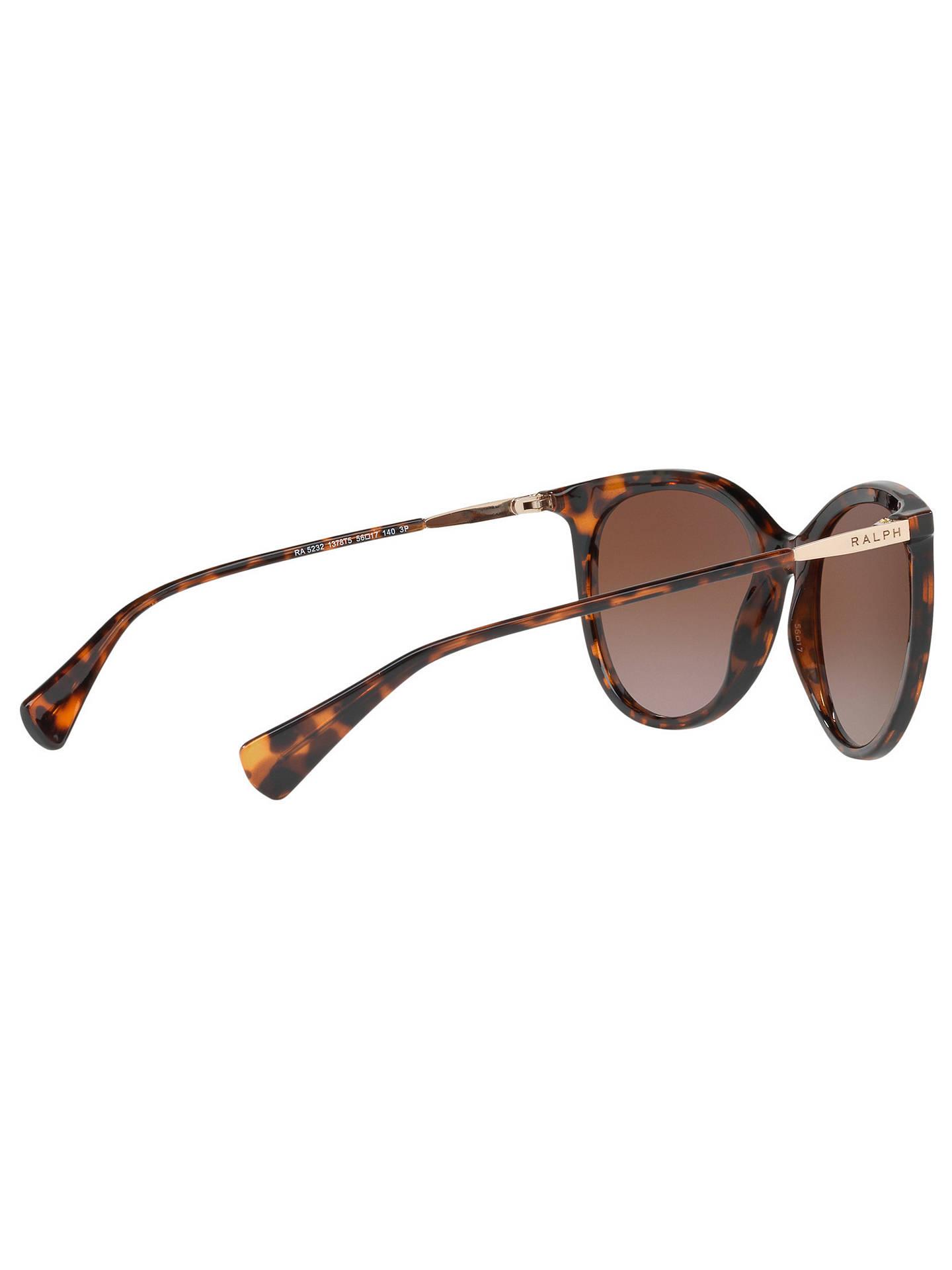 9164a4badd Ralph RA5232 Polarised Cat s Eye Sunglasses at John Lewis   Partners