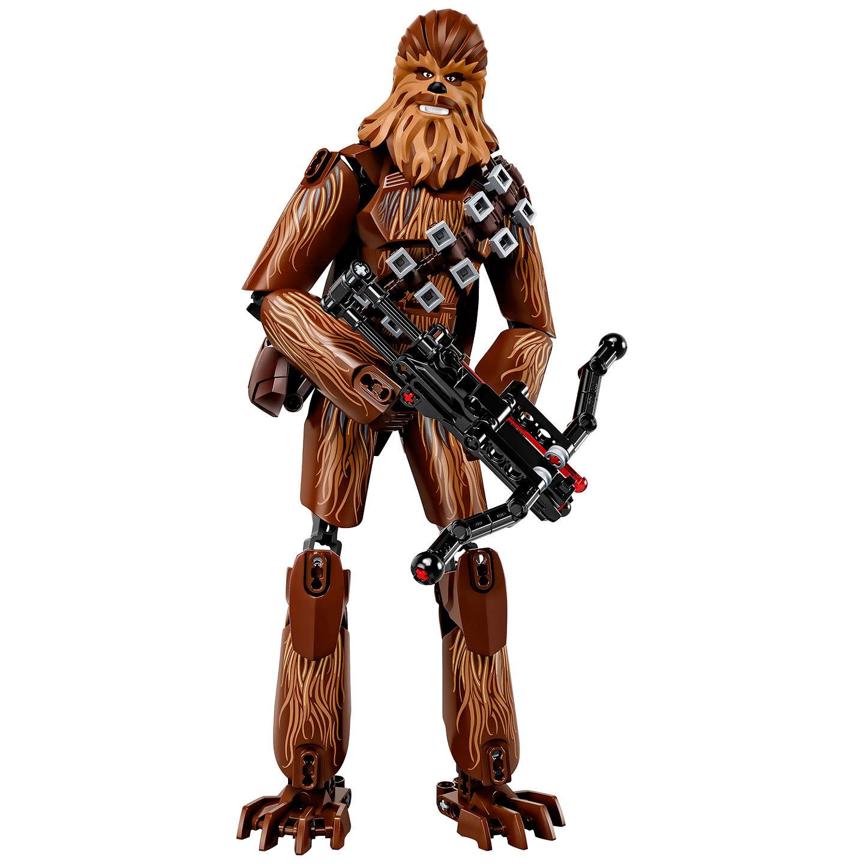 LEGO Star Wars The Last Jedi 755530 Chewbacca at John Lewis