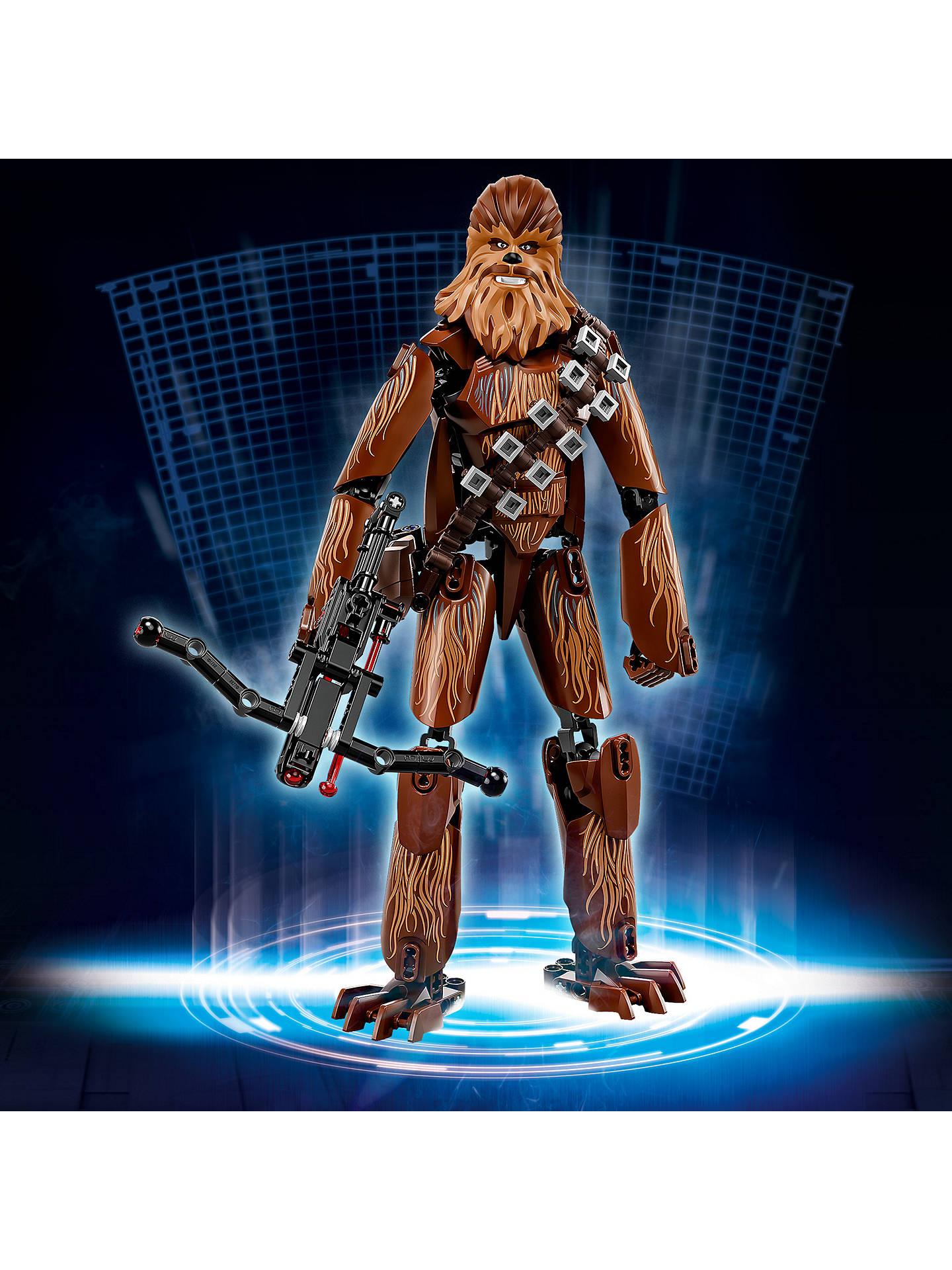 LEGO Star Wars The Last Jedi 75530 Brand New Chewbacca