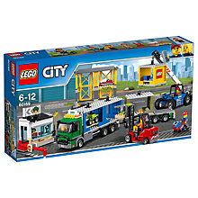 Buy LEGO City 60169 Cargo Terminal Online at johnlewis.com