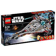Buy LEGO Star Wars 75186 The Arrowhead Online at johnlewis.com