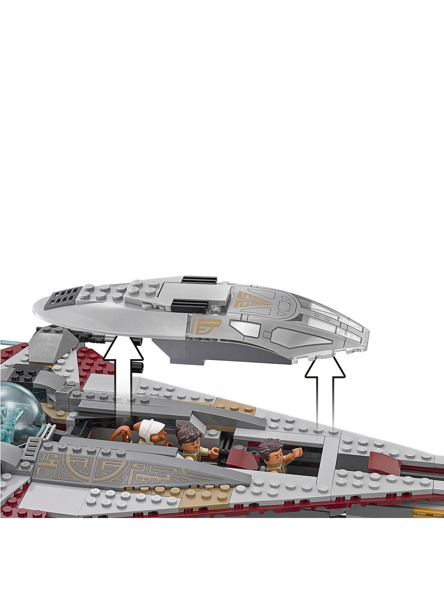 Lego Star Wars 75186 The Arrowhead At John Lewis Partners Starwars Buylego Online