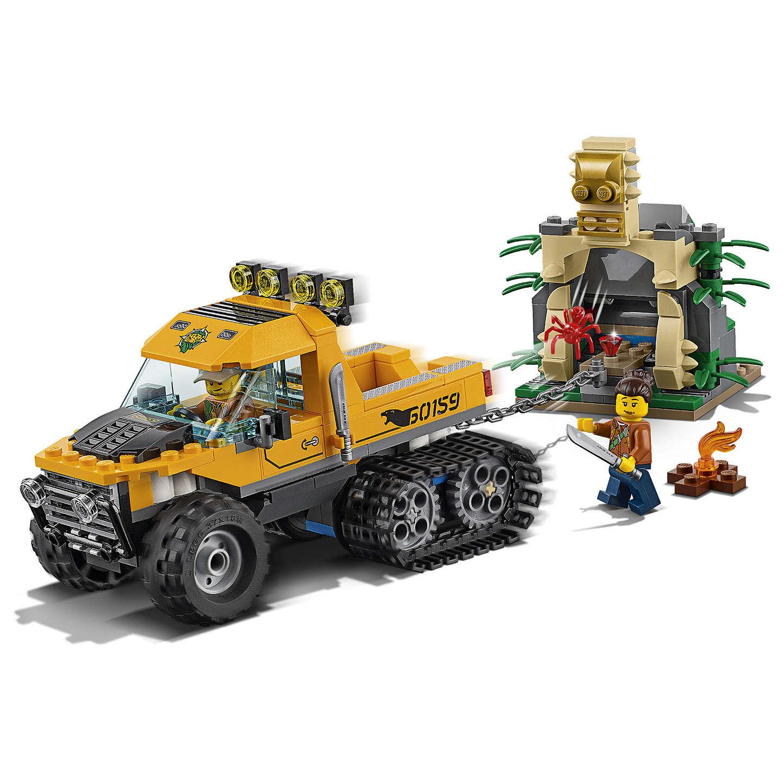 lego city 60159 jungle halftrack mission at john lewis. Black Bedroom Furniture Sets. Home Design Ideas