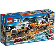Buy LEGO City 60165 4 x 4 Response Unit Online at johnlewis.com