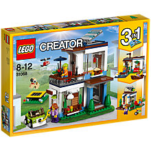 Buy LEGO Creator 31068 3-in-1 Modern Home Online at johnlewis.com