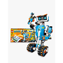 Buy LEGO Boost 17101 Creative Toolbox Online at johnlewis.com