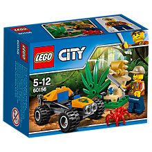 Buy LEGO City 60156 Jungle Buggy Online at johnlewis.com