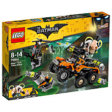 Buy LEGO The LEGO Batman Movie 70914 Bane Toxic Truck Attack Online at johnlewis.com
