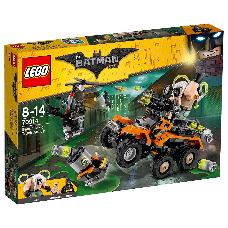 Buylego The Lego Batman Movie 70914 Bane Toxic Truck Attack