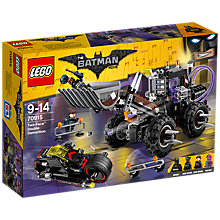 Buy LEGO The LEGO Batman Movie 70915 Two-Face Double Demolition Online at johnlewis.com