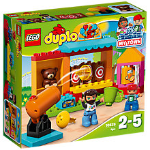 Buy LEGO DUPLO 10839 Shooting Gallery Online at johnlewis.com