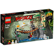 Buy LEGO Ninjago 70608 Master Falls Online at johnlewis.com