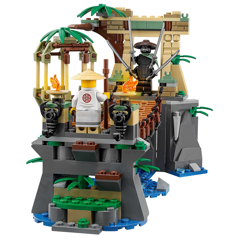 lego ninjago 70608 master falls at john lewis. Black Bedroom Furniture Sets. Home Design Ideas